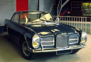 FACEL VEGA - II - 1961